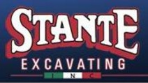 Stante Excavating logo