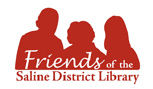 Friends of the Saline District Library logo